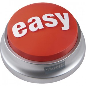 """Easy Button"""