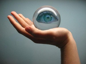 Crystal Ball Eye