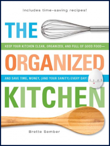 The Organized Kitchen Book