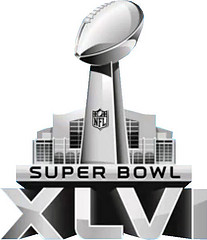 Super Bowl XLVI Trophy