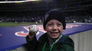 Julian Mets Baseball