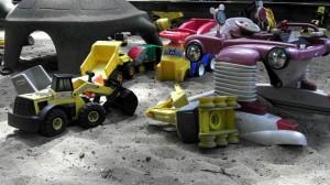 Vehicle Playground