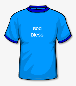 God Bless T-Shirt