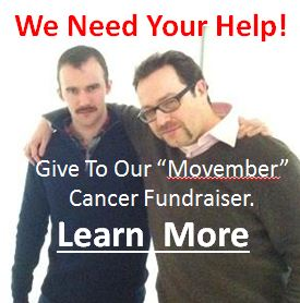 Movember Advertisement 1