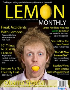 Lemon Monthly