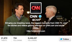 CNN on Twitter