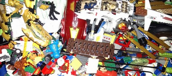 Julian's Legos