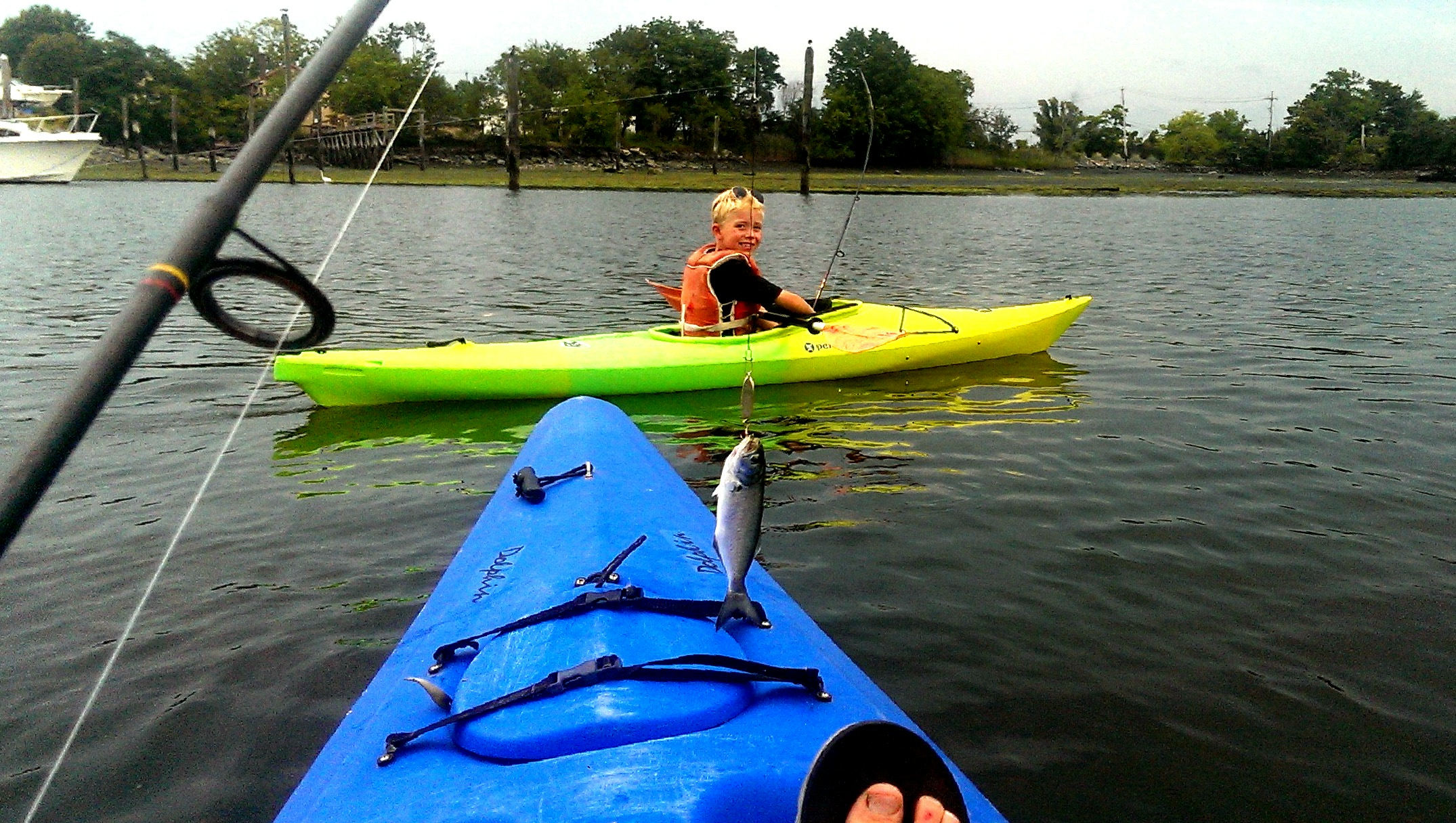 Kayak Fishing